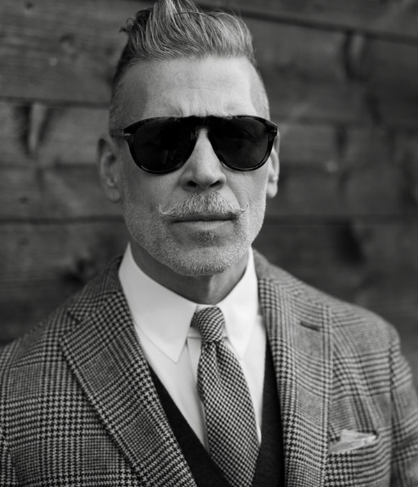 nick wooster portrait